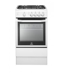 Indesit I5GGW Gas Cooker - White