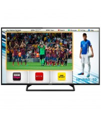 "Panasonic 50"" Smart HD TV - Black"