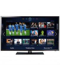 "Samsung 46"" Smart TV - Black"
