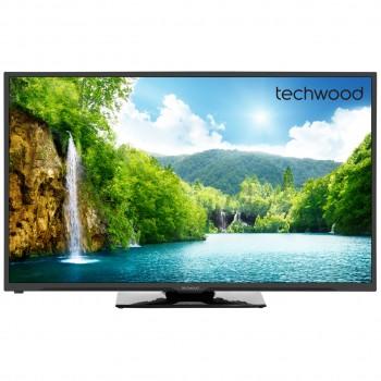 "Techwood 50"" HD TV - Black"