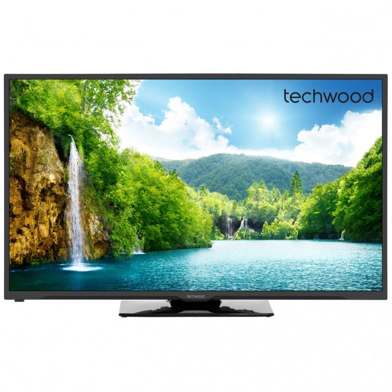 techwood 50 hd tv black. Black Bedroom Furniture Sets. Home Design Ideas