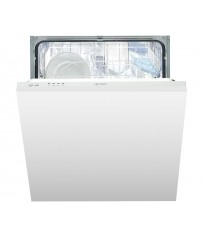 Indesit DIF04B1 Fully Integrated Standard Dishwasher – White