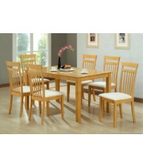 Shaker Set + 6 Chairs