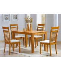 Shaker Set + 4 Chairs