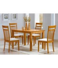 Shaker Set + 4 Chairs