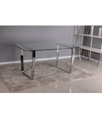 Verona Glass Table