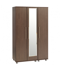 3 Door Wardrobe With Mirror