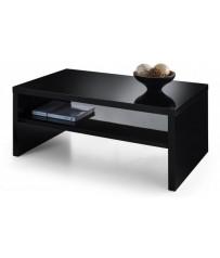 High Gloss Coffee Table - Black