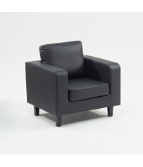 Sofa In A Box PVC 1 Seater