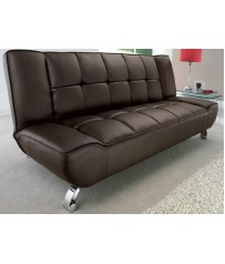 Vogue Sofa Bed - Brown