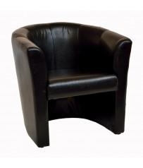 Tub Chair - Black
