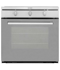 Indesit BIMS31KABIX Built In Electric Single Oven - Stainless Steel