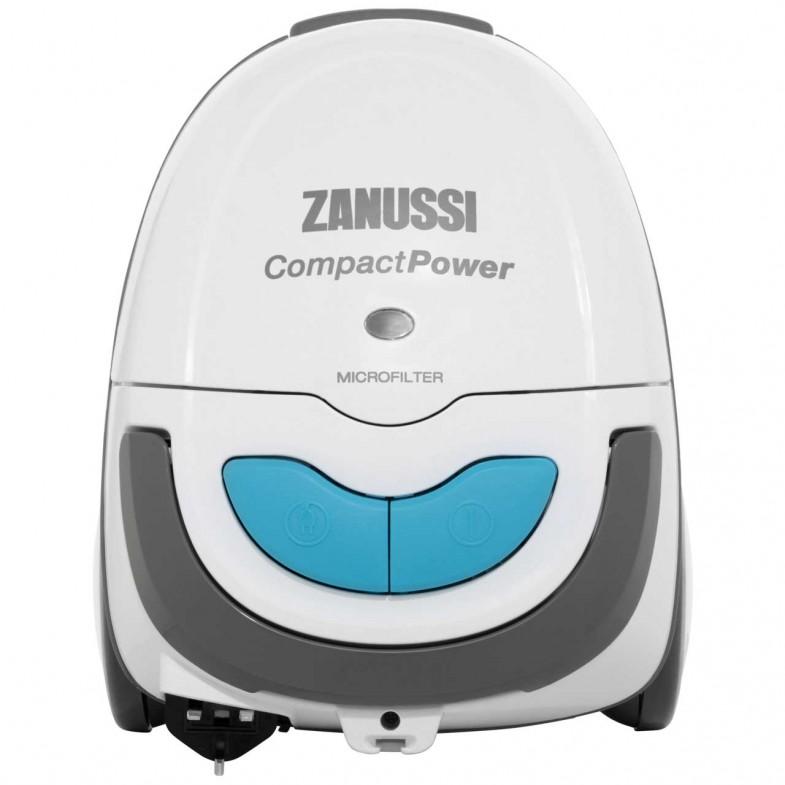 Zanussi Compact Power Zan3002el Bagged Cylinder Vacuum Cleaner